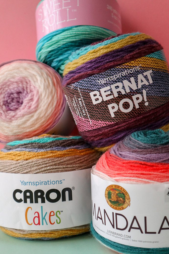 What Yarn Cake should I choose? Best Yarn cake for crochet knitting - mypoppet.com.au