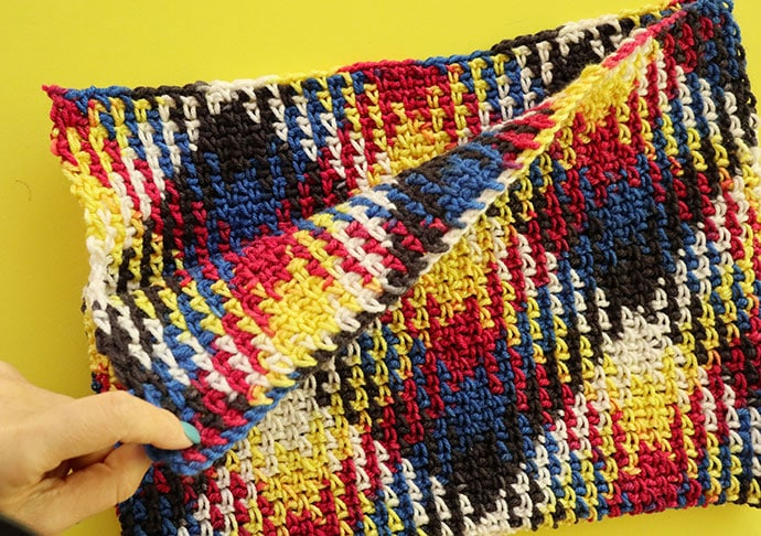 Crochet bag pattern - mypoppet.com.au