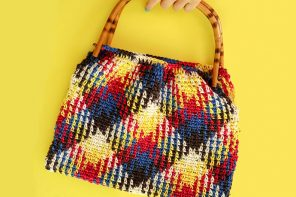 Planned Pooling Crochet Bag + Planned Pooling Tips