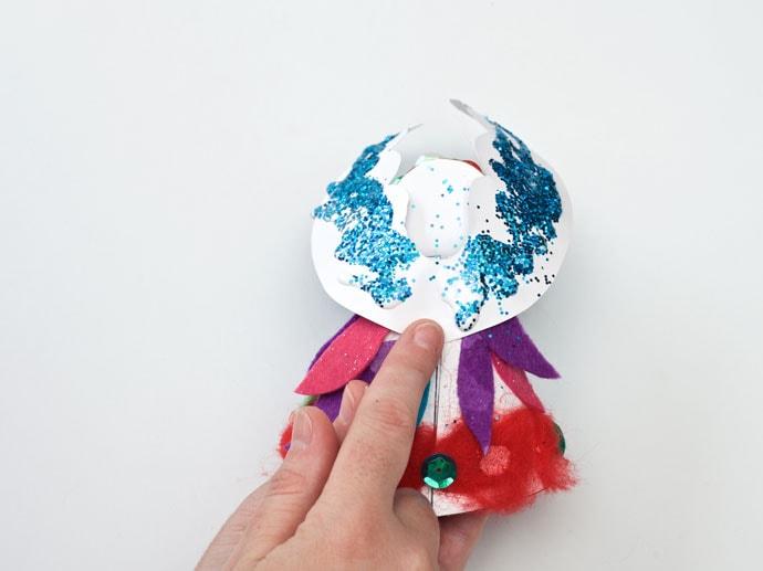 Paper Angel - mypoppet.com.au