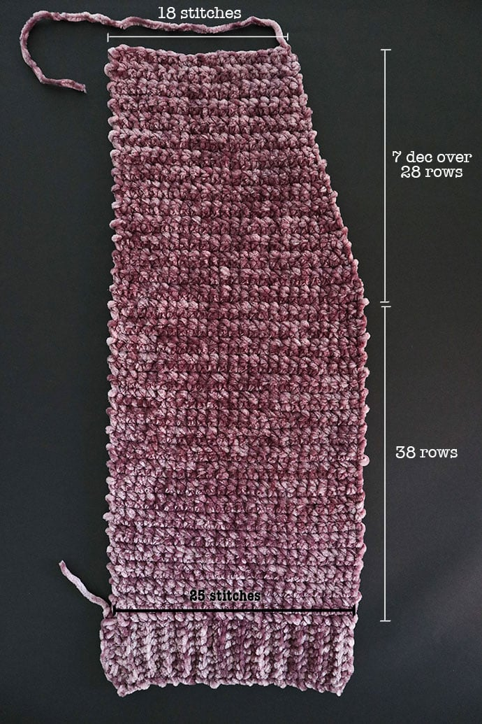 crochet cardigan pattern - bernat velvet yarn review - mypoppet.com.au
