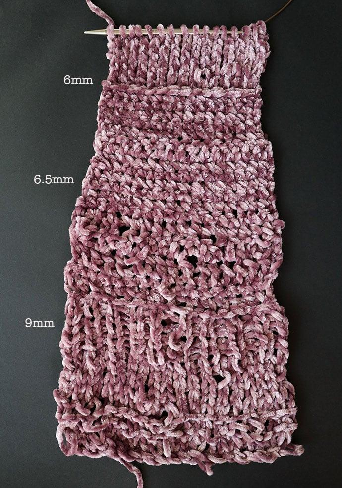 Bernat Velvet yarn review - mypoppet.com.au