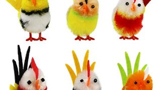 Easter Chenille Chicks