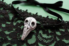 DIY Bellatrix Lestrange Necklace - mypoppet.com.au