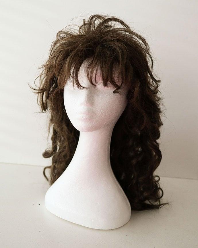 How to style a bellatrix lestrange wig