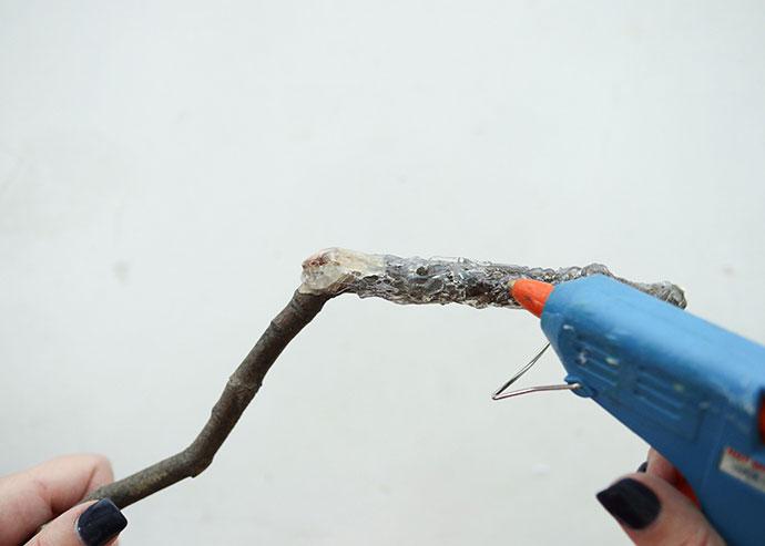 How to make a bellatrix lestrange wand - mypoppet.com.au