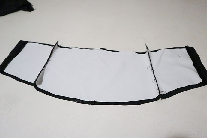 How to make a corset without a pattern - mypoppet.com.au