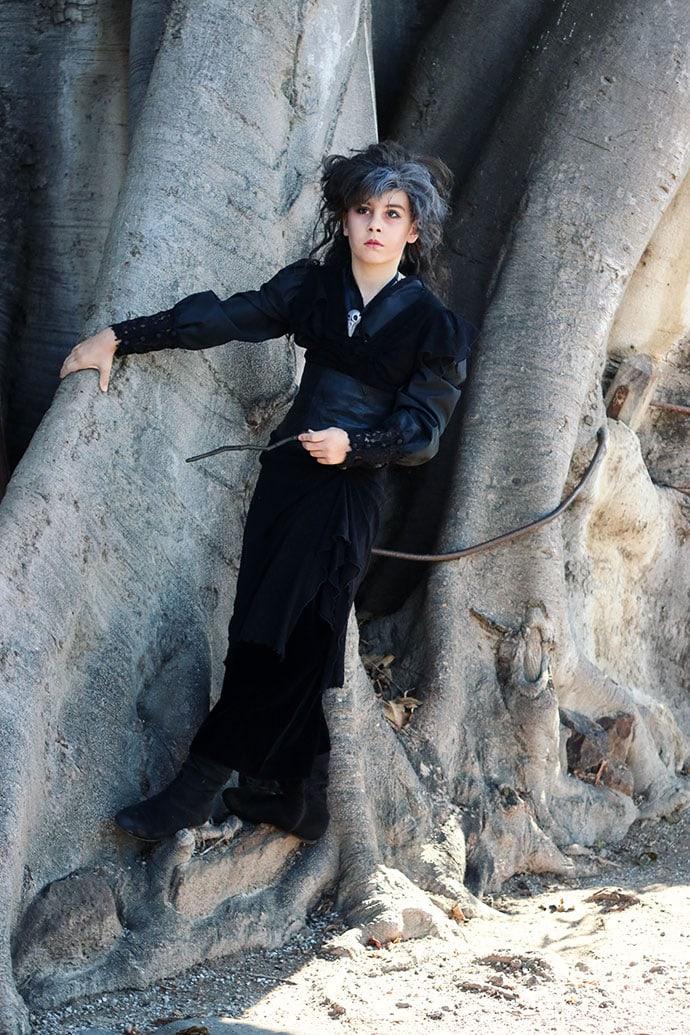 Bellatrix Lestrange Costume - mypoppet.com.au