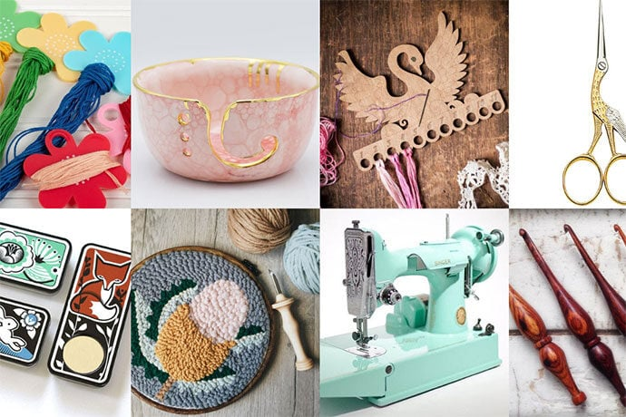 luxury crafting tools shopping guide