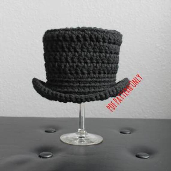 Top Hat Crochet Pattern