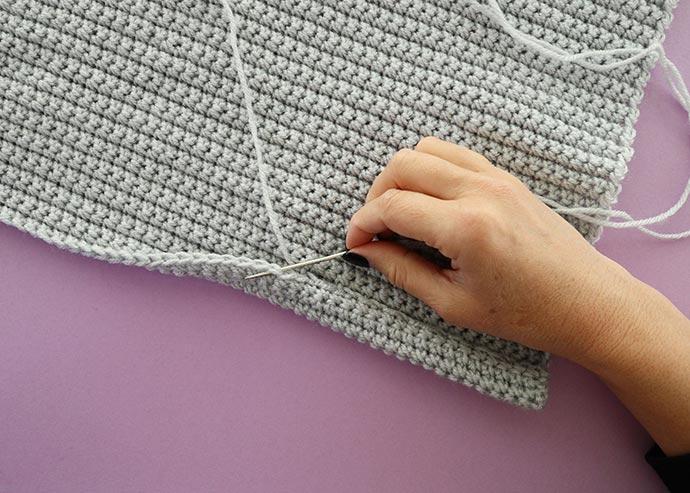 Advent calendar crochet pattern - mypoppet.com.au