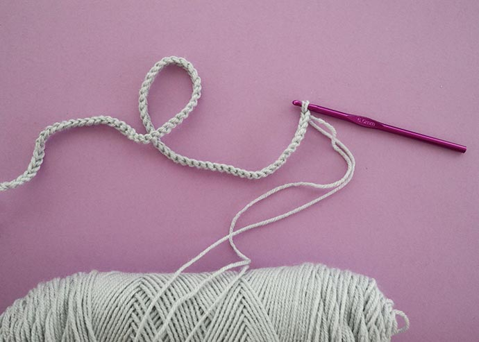 crochet chain - mypoppet.com.au