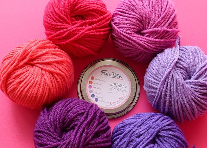 fair isle yarn - mypoppet.com.au