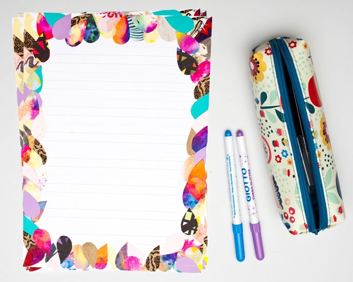 diy stationery set