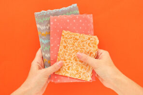 DIY Beeswax Wraps – Make these Easy Reusable Food Wraps