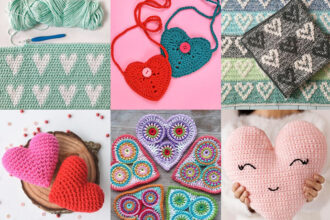 valentine crochet pattern roundup
