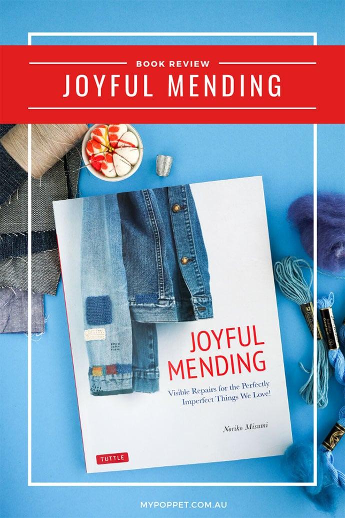 Joyful Mending Book Review