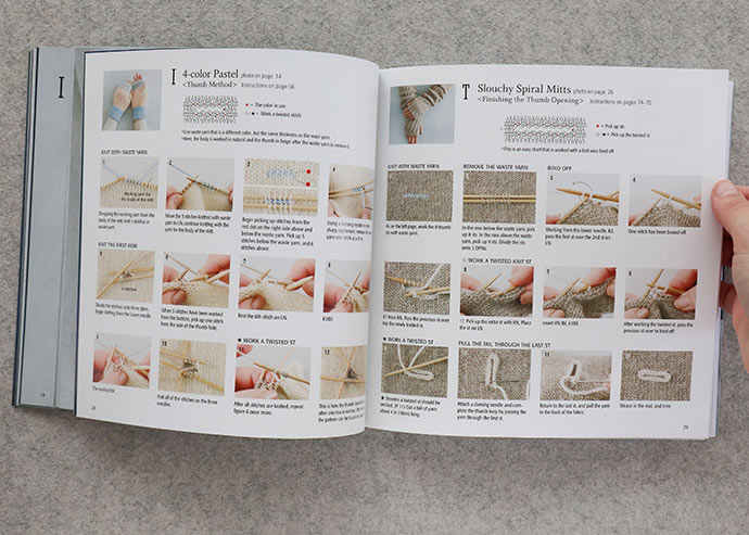 glove knitting instructions