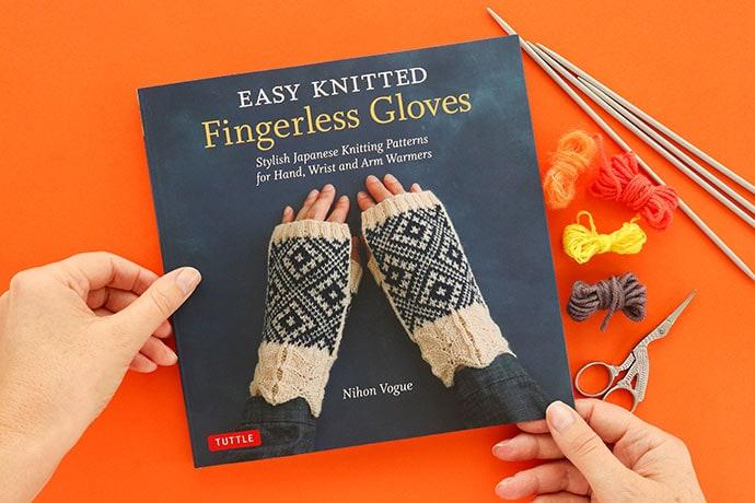 Craft Book Review knitting Fingerless gloves