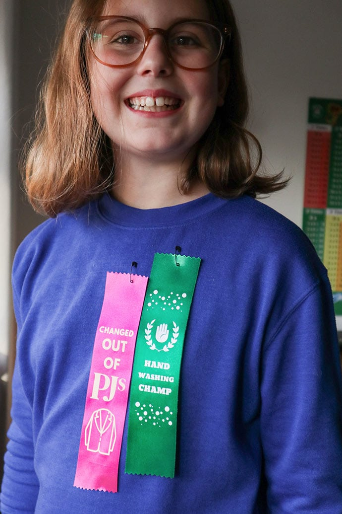 Fun award ribbons for kids and adults