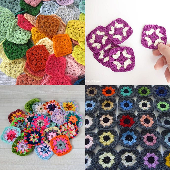 Granny square shopping guide