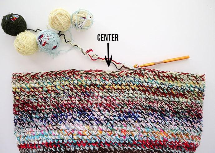 crochet basket instructions