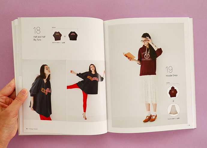 clothing refashion book review