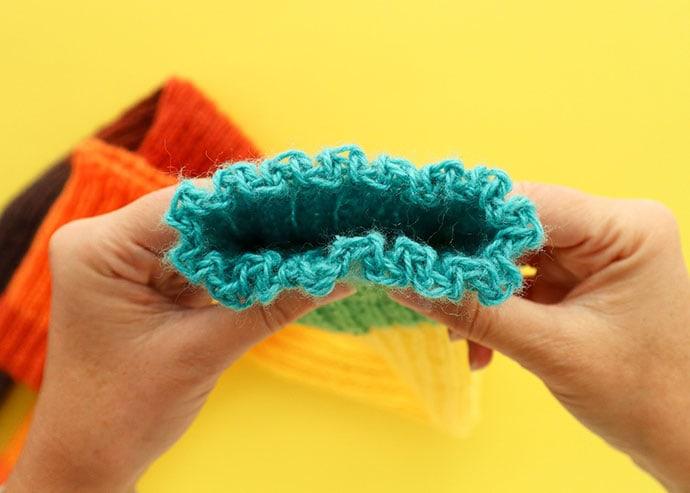 stretchy bind off knitting