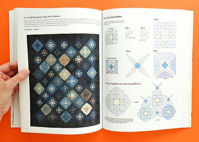 Shizuko Kuroha patchwork quilt