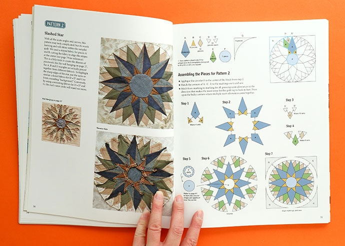 patchwork book review