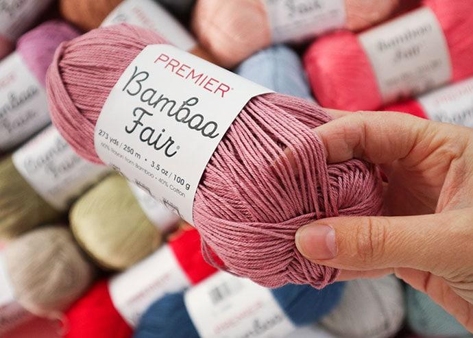 Premier Bamboo Fair yarn ball