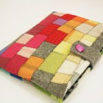 patchwork ipad cover