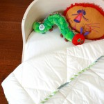 toddler duvet DIY