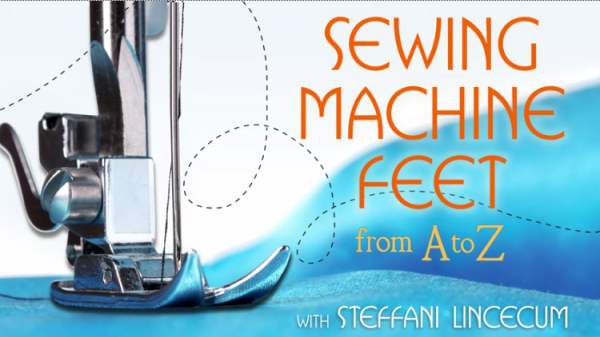 Free online sewing course