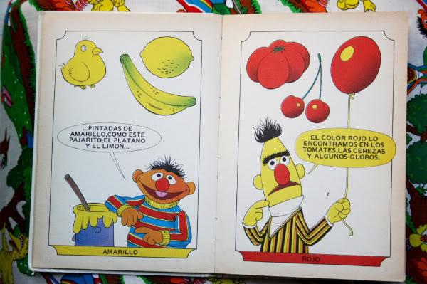 Vintage Sesame Street…in Spanish!