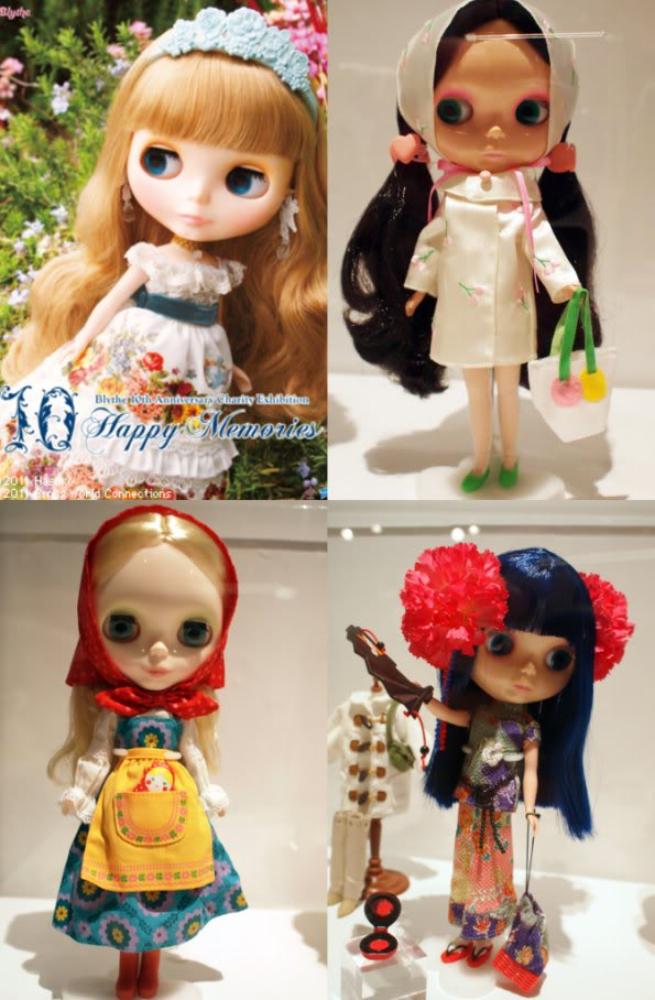 Blythe 10th Anniversary Exhibition