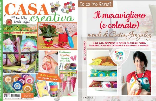 casa creative mag italy