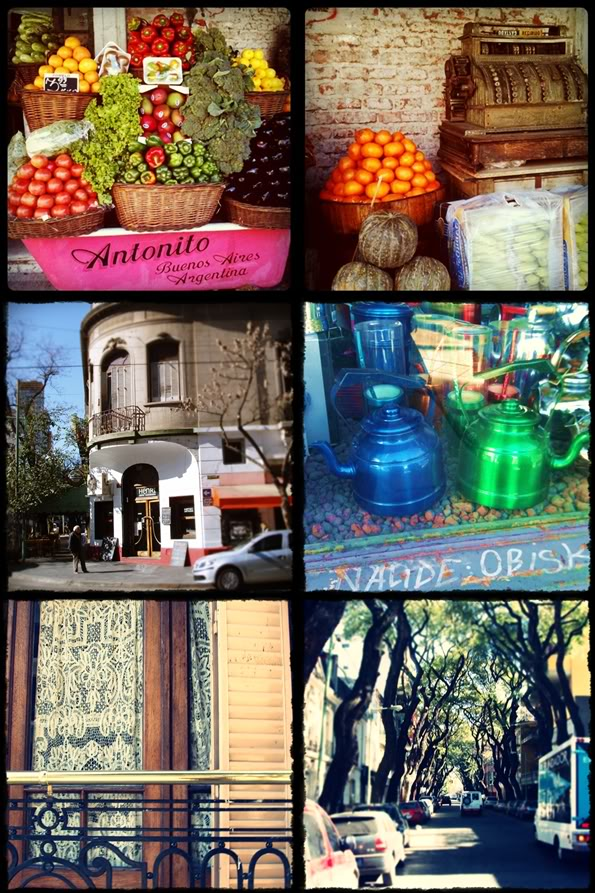 Postcards from Buenos Aires…