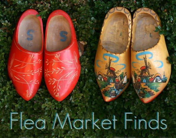 Flea Market Finds ♥ Camberwell market ♥