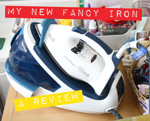 Product Review: Tefal Steam Generator Iron