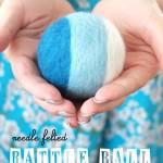 felt ball rattle