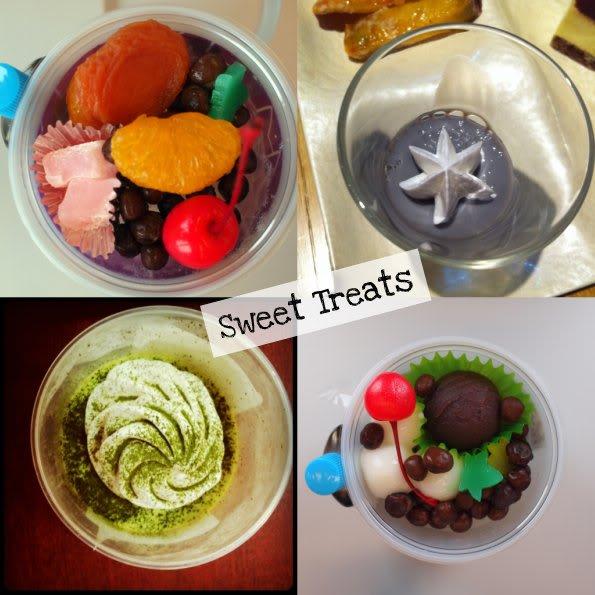Cinti's Poscards from Japan – Food