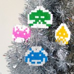 Geek Christmas ornaments
