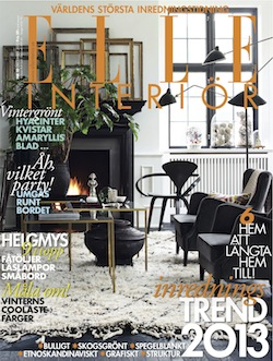 Swedish ELLE interiors