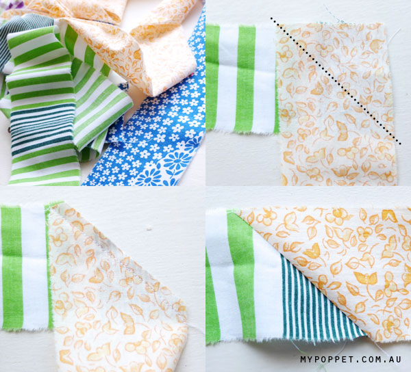 How to join binding strips MyPoppet.com.au