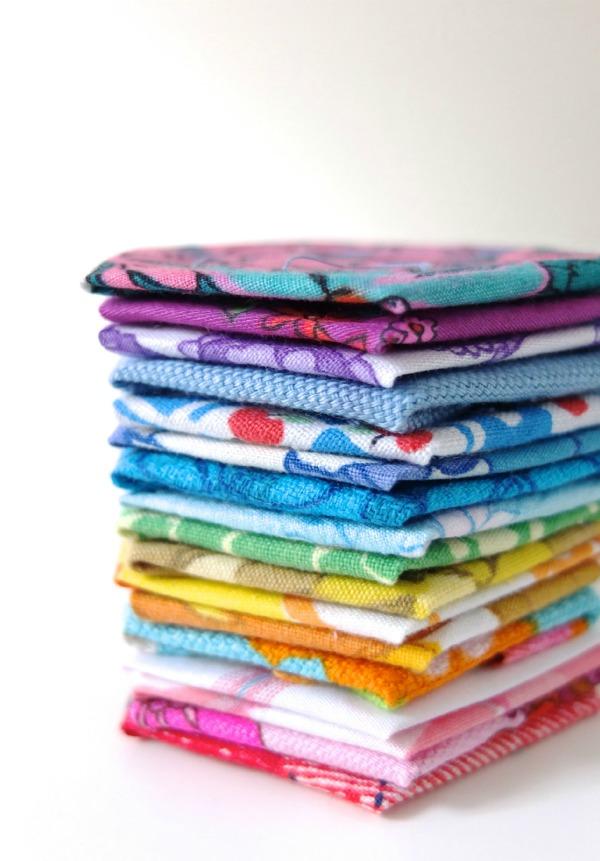 rainbow hexie stack mypoppet.com.au
