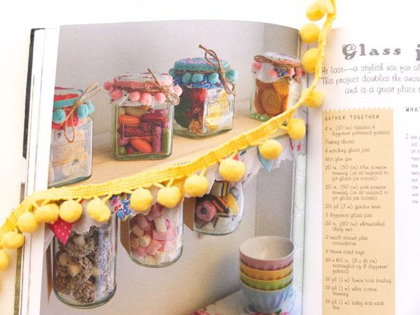 Jar storage Handmade Glamping