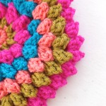 crochet popcorn stitch instructions