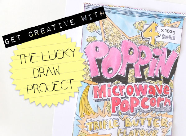 Get Creative with The Lucky Draw Project