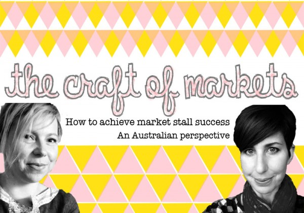 Learn all the tips for a sucessful craft fair
